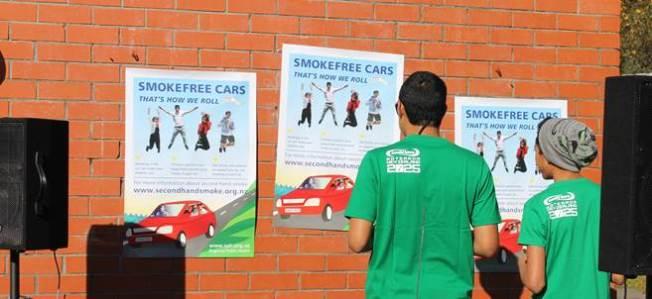 Wainui smokefree cars 2