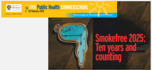 Smokefree2025 | Ten years and counting