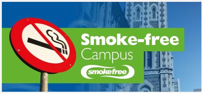smokefree campus