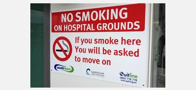 hospital signage for web