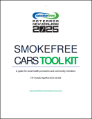 Smokefree cars toolkit cover image