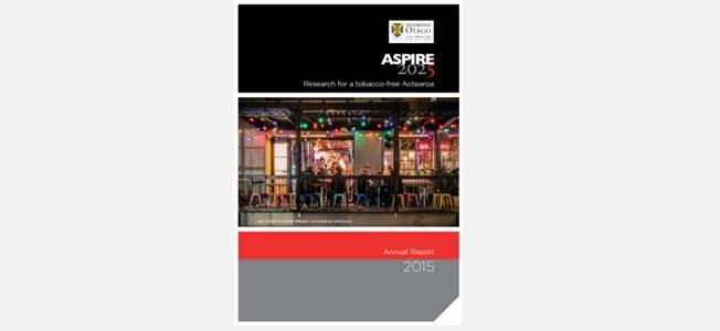 Annual Report for slider